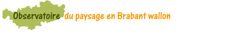 Observatoire du paysage en Brabant wallon